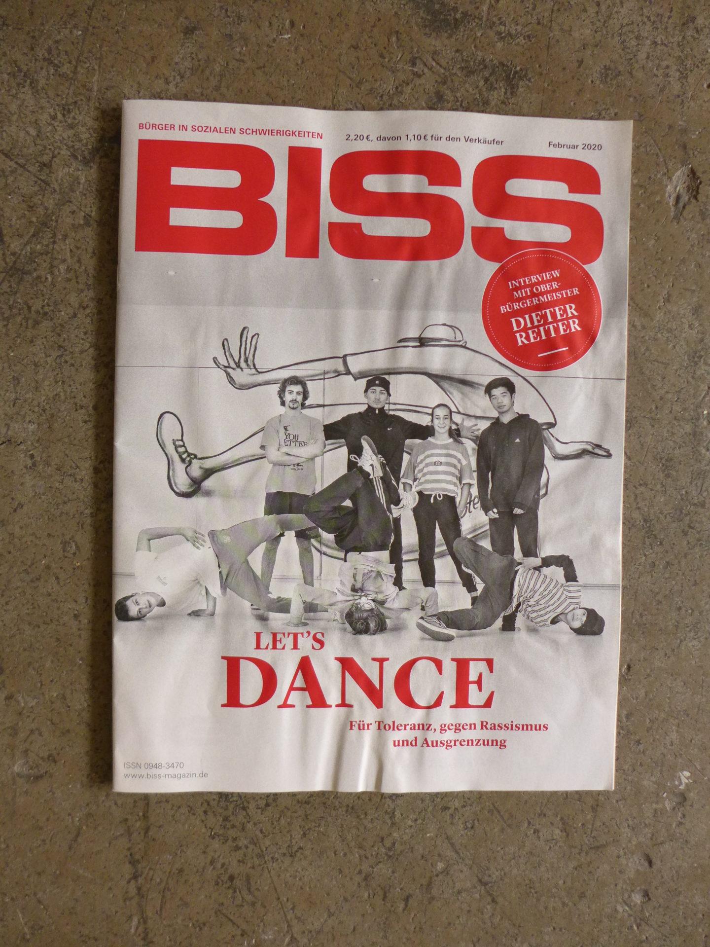 BISS Let's Dance