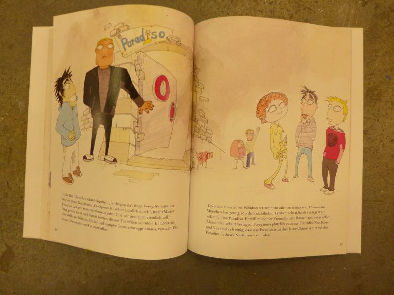 Paradiso - Kinderbuch für Erwachsene 2