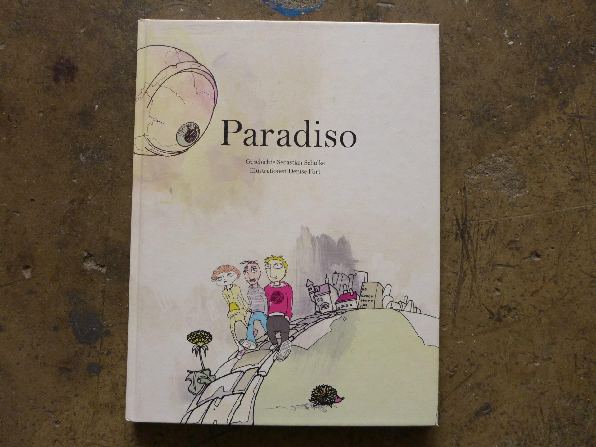 Paradiso - Kinderbuch für Erwachsene 5