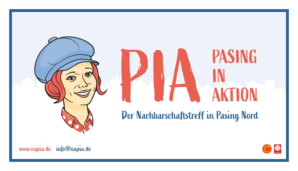 PIA Pasing in Aktion // Erscheinungsbild 3